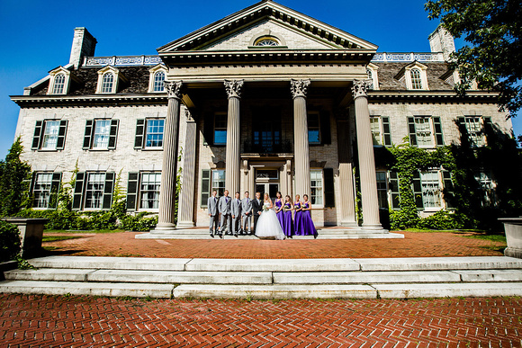Leo Timoshuk George Eastman House Wedding Pictures